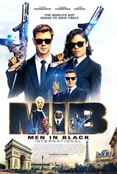 Men in Black: International (2019) English