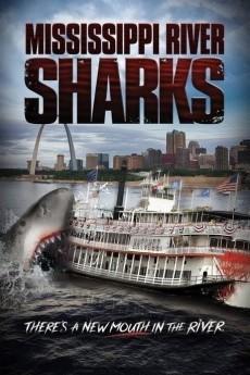 Mississippi River Sharks (2017) Hindi Dubbed