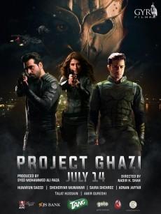 Project Ghazi (2019) Urdu
