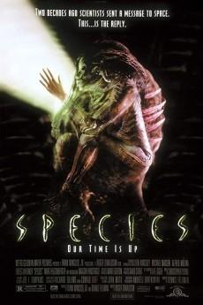 Species (1995) Hindi Dubbed