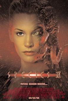 Species II (1998) Hindi Dubbed