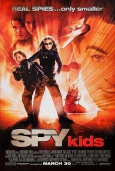 Spy Kids (2001) Hindi Dubbed