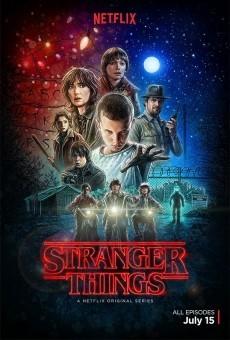 Stranger Things (2016) Hindi Dubbed Season 1 Complete