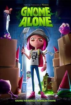Gnome Alone (2017) Hindi Dubbed