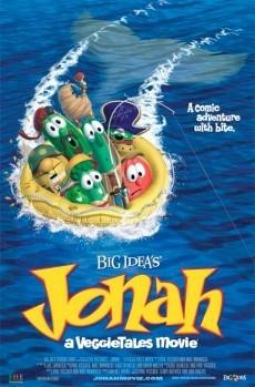 Jonah: A VeggieTales Movie (2002) Hindi Dubbed