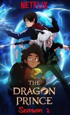 The Dragon Prince (2019) Hindi Dubbed Season 2 Complete