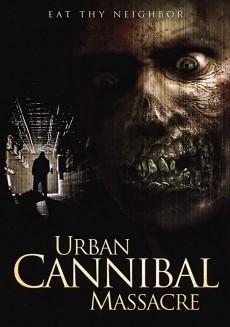 Urban Cannibal Massacre (2013) Hindi Dubbed