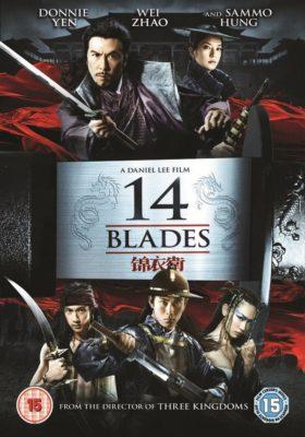 14 Blades (2010) Hindi Dubbed