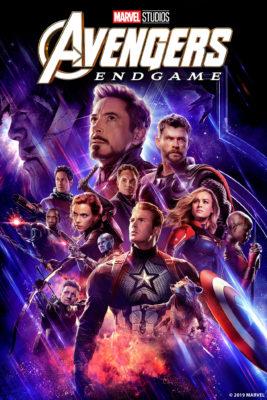 Avengers: Endgame (2019) Hindi Dubbed