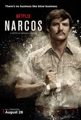 Narcos (2017) Hindi Dubbed Season 1 Complete