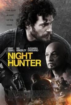 Night Hunter (2019) English