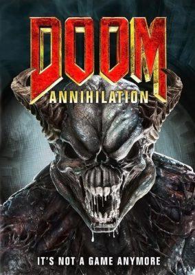 Doom: Annihilation (2019) Hindi Dubbed