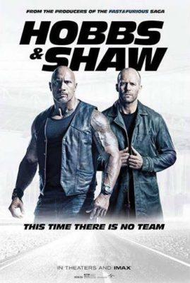 Fast & Furious Presents: Hobbs & Shaw (2019) Hindi Dubbed