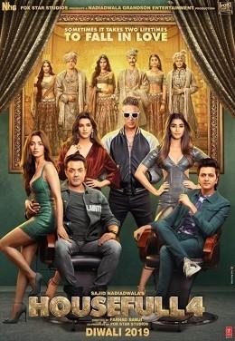 Housefull 4 (2019) Hindi