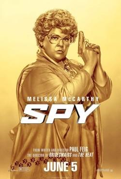 Spy (2015) Hindi Dubbed