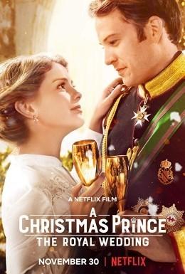A Christmas Prince: The Royal Wedding (2018) Hindi Dubbed