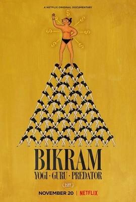 Bikram: Yogi, Guru, Predator (2019) Hindi Dubbed