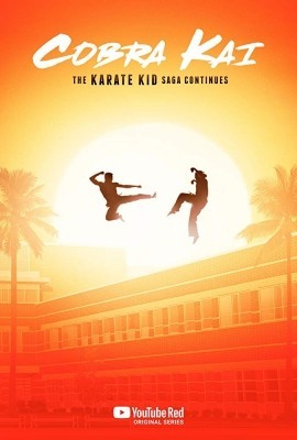 Cobra Kai (2018) Hindi Dubbed Season 1 Complete
