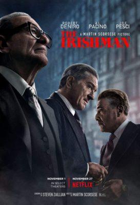 The Irishman (2019) Hindi Dubbed