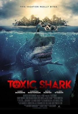 Toxic Shark (2017) Hindi Dubbed
