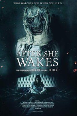 After She Wakes (2019) Hindi Dubbed