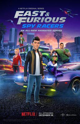 Fast & Furious Spy Racers (2021) Hindi Season 4 Complete