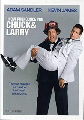 I Now Pronounce You Chuck & Larry (2007) Hindi Dubbed