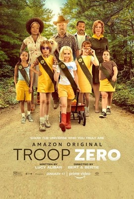Troop Zero (2020) Hindi Dubbed