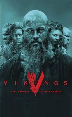 Vikings (2016) Hindi Dubbed Season 4 Complete