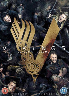 Vikings (2017) Hindi Dubbed Season 5 Complete