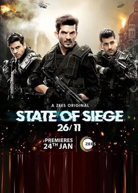 State of Siege 26/11 (2020) Hindi Season 1 Complete
