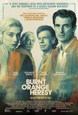 The Burnt Orange Heresy (2019) Hindi Dubbed