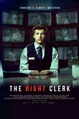 The Night Clerk (2020) Hindi Dubbed