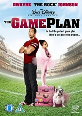 The Game Plan (2007) Hindi Dubbed