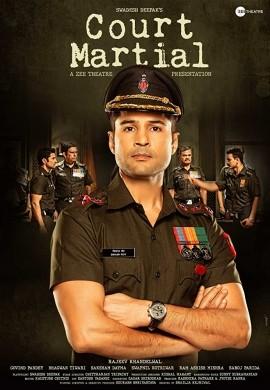 Court Martial (2020) Hindi