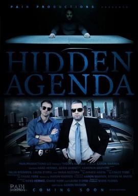 Hidden Agenda (2015) Hindi Dubbed