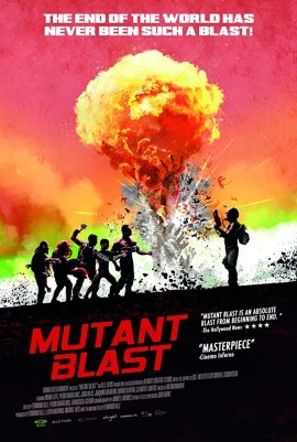 Mutant Blast (2020) Hindi Dubbed
