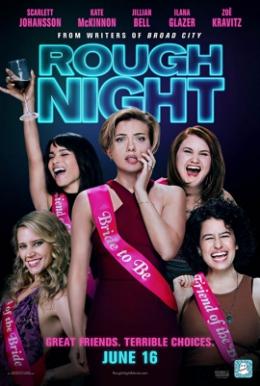 Rough Night (2017) Hindi Dubbed