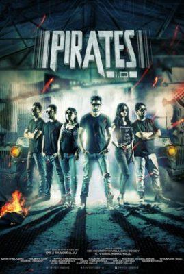 Pirates 1.0 (2018) Hindi