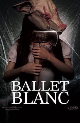 Ballet Blanc (2019) Hindi Dubbed