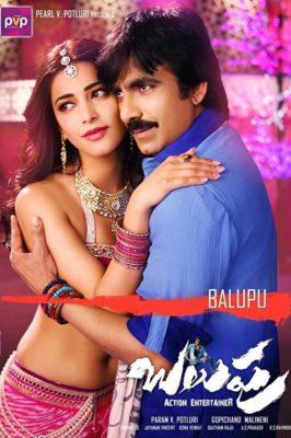 Balupu (2013) Hindi Dubbed