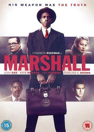Marshall (2017) Hindi Dubbed