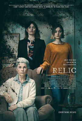 Relic (2020) Hindi Dubbed