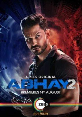 Abhay (2020) Hindi Season 2 Complete