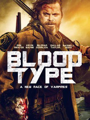 Blood Type (2018) Hindi Dubbed