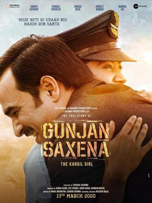 Gunjan Saxena: The Kargil Girl (2020) Hindi