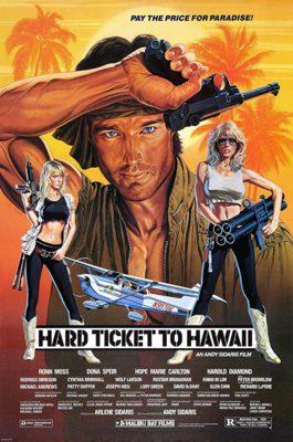 Hard Ticket to Hawaii (1987) Hindi Dubbed