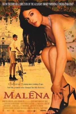 Malena (2000) Hindi Dubbed