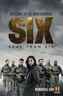 Six (2017) Hindi Dubbed Season 1 Complete