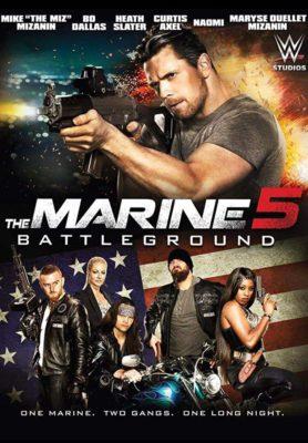 The Marine 5: Battleground (2017) Hindi Dubbed